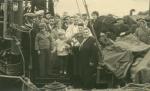 Doop onbekend vissersvaartuig