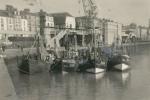 Schepen in de haven