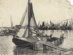 BOU.22 in haven Zeebrugge