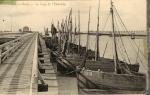 Oostduinkerkse scheepjes langs de Estacade