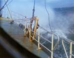 N.45 bij stormweer