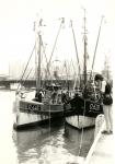 O.628 Eddy (Bouwjaar 1943) en O.446 Dolfijn II (Bouwjaar 1936)