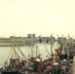 Schepen in Nieuwpoort