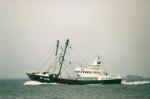B.518 Drakkar (bouwjaar 1998) op zee, author: Onbekend