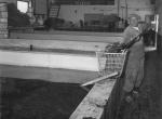 """Halewyck & Cie"" aan de Esplanadestraat, na WO II"
