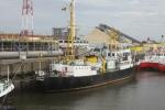 Voormalige onderzoeksschip Zeeleeuw