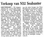 N.52 Seahunter