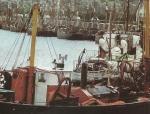 haven van Nieuwpoort in de jaren '60