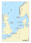 North Sea maps