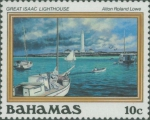 Bahamas, Great Isaac