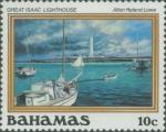 Bahamas, Great Isaac