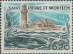 St. Pierre and Miquelon, Cap Blanc