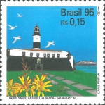 Brazil, Salvador, Santo Antnio da Barra
