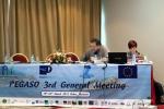 WP5 internal meeting, Stefano Soriani and Fabrizia Buono