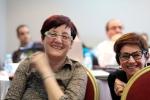 Fabrizia Buono (UNIVE) and Francesca Santoro (IOC UNESCO)