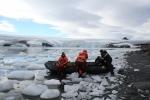 Polar research campaign
