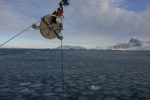 Water sampling campaign in Nuuk, Greenland