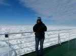 Researcher Freija Hauquier on the Polarstern