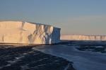 Iceberg cemetry at eastern Weddell Sea