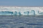 Larsen remnant ice-shelf edge