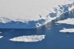 Remnant Larsen ice shelf