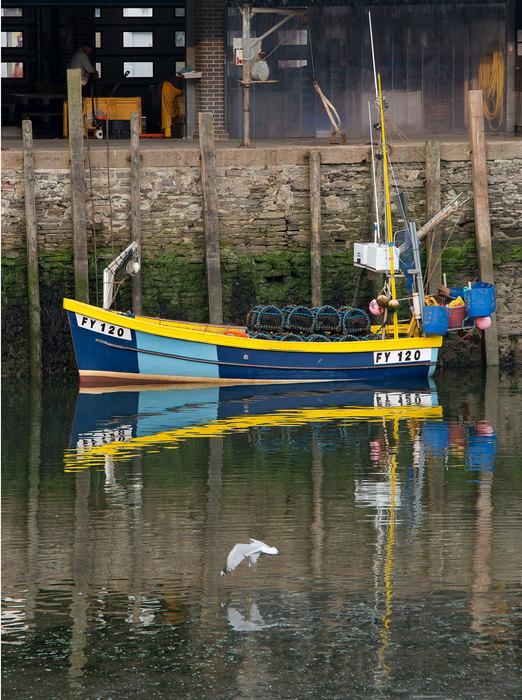 Looe, Cornwall, UK
