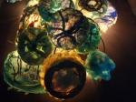 Art based on diatoms