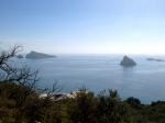 Panarea, one of the Aeolian Islands in the Mediterranean Sea