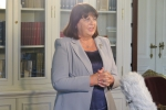 European Commissioner for Research and Innovation, Máire Geoghegan-Quinn