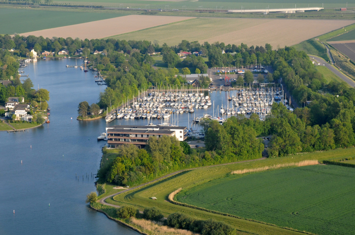 Marina at Lake Veere/Arnemuiden