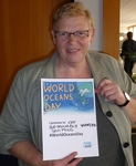 Ocean promise by professor Magda Vincx