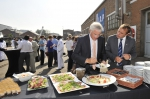 2013.08.23 Ceremonie voor vertrek RV Mtafiti