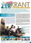 Zeekrant 2009 cover