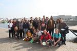 2013.09.27 Bezoek studenten EMBC & Oceans and Lakes