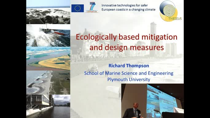 Ecologically based mitigation measures and design
