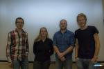 Speakers: Maarten Soetaert, Emely Hanseeuw, Bart Verschueren, Jan Reubens