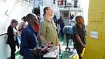 2014.01.20 Mtafiti training sessies op KMFRI (Kenia)