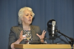 Lowri Evans, Director-General of the European Commission Directorate-General for Maritime Affairs and Fisheries