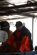 Professionale visserij (alternatieve technieken)