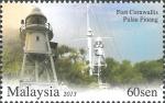Malaysia, Fort Cornwallis