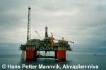 Oilrigg, author: mannvik, Hans Petter