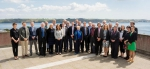 European Marine Board delegates, secretariat team, and plenary observers (14 May 2014, Brest)