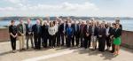 European Marine Board delegates, secretariat team, and plenary observers (14 May 2014, Brest)