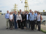 Secretariat visits InnovOcean site in Ostend