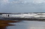 Sfeerbeeld zee Oostende