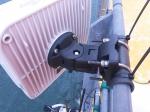 Webcam-batcorder-wifibridge setup