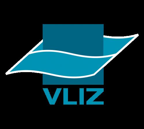 VLIZ-logo in de nieuwe huisstijl (vanaf 2014)