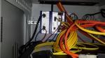 EBO Switch inside windturbine Thornton