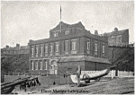 Dove Marine Laboratory in 1909