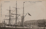 Belgica in Oostendse haven